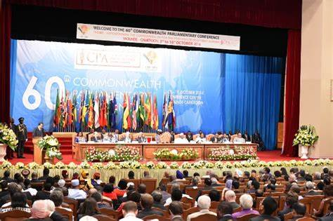 In Commonwealth Parliamentary Conference india vs PAK