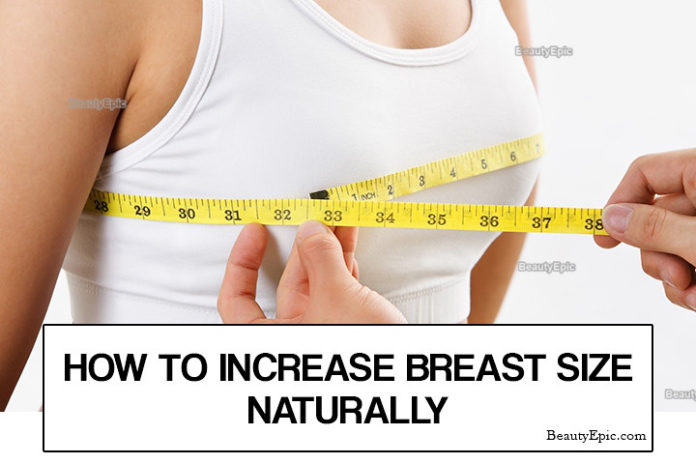 Increase breast size naturally at home in bengali