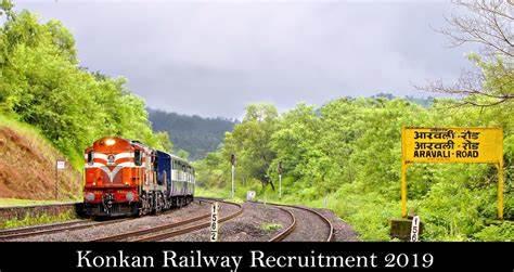 Kokan Railway recruitment advertisement in bengali