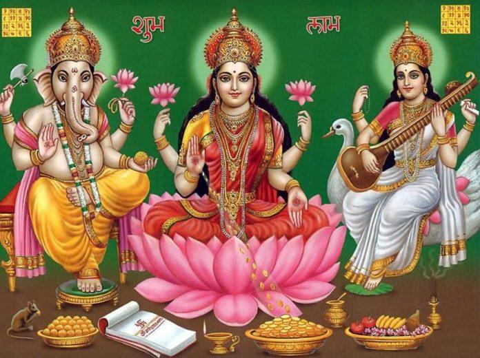 Diwali Poojan 2019 Special vidhi in bengali