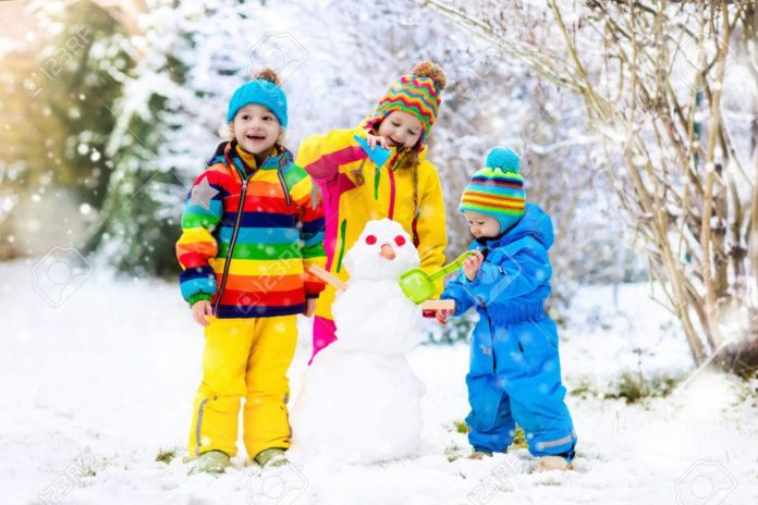 Winter health care tips for children in bengali
