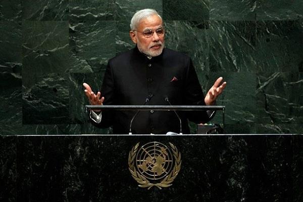 prime minister narendra modi speech in unga 2019