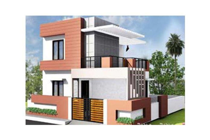 remove defect of south facing building in bengali