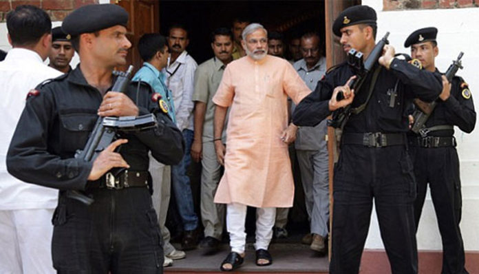 security agencies on alert before modi imran speech in bengali