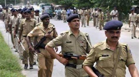 Bihar Police Recruitment Advertisement in bengali