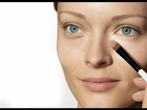 Concealer Applying Tips for face in bengali