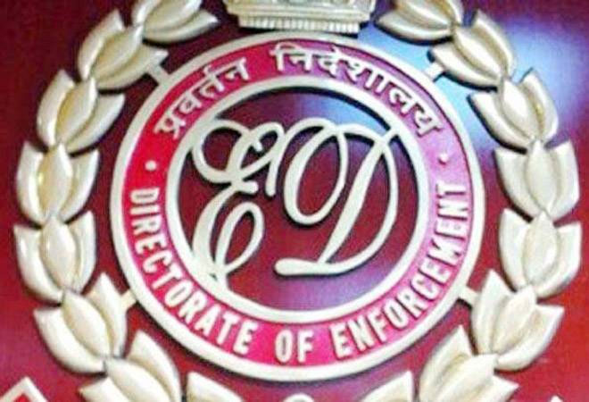 ED attaches property hdil promoter vasai bungalow in bengali