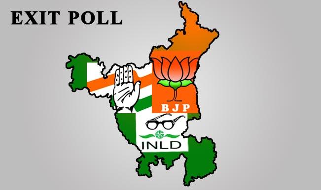 Haryana Election Exit Poll Congress is leading