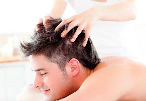Head Massage Benefits for Health In Bengali