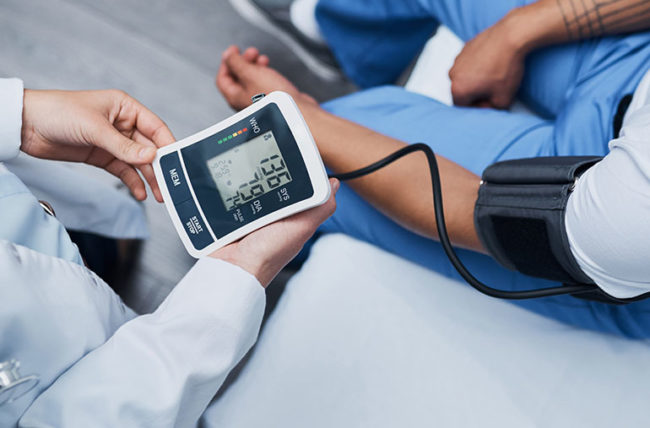 High Blood Pressure Treatment At Home in bengali
