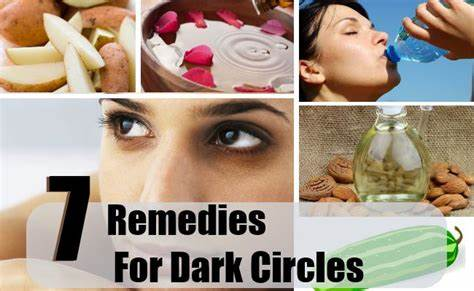 Home Remedies For Dark Circles Under Eyes in Bengali