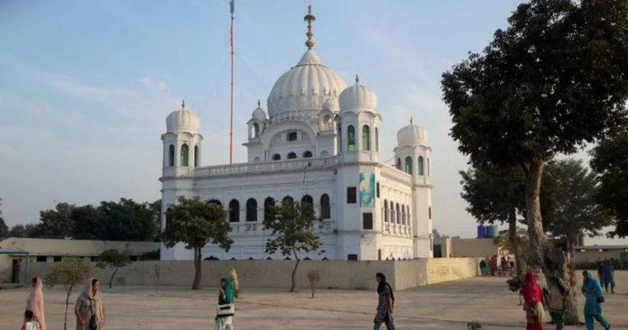 India list first batch given to PAK for Kartarpur Gurudwara