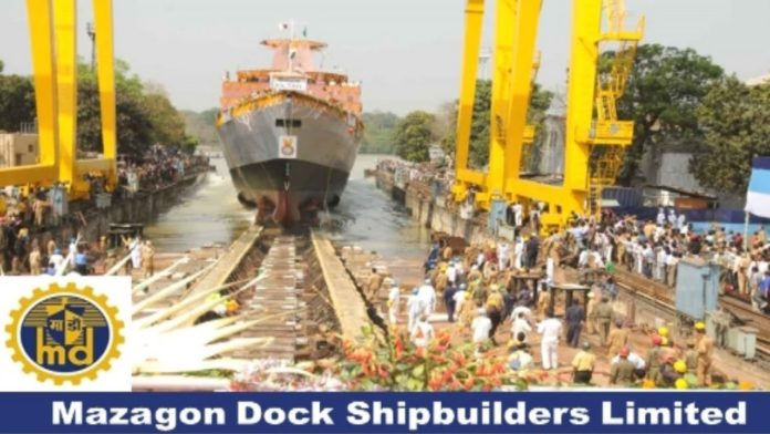 Mazgaon Dock Limited vacancy in bengali