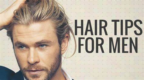 Special Hair Care Tips For Men in Bengali