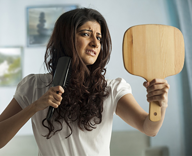 Tips For Sticky Hair for women In Bengali