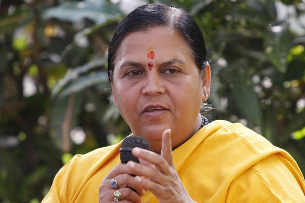 bjp leader uma bharti ayodhya babri masjid case