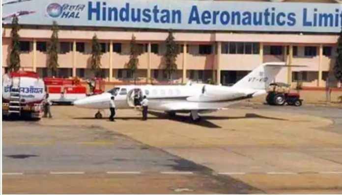 crisis hits govt run hal 20000 workers go on indefinite strike