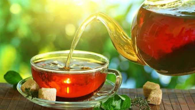 health benefits for drinking tea in bengali