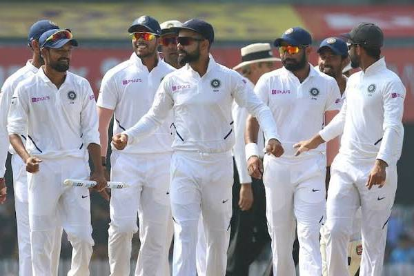 Team india clean sweep south africa by 3-0 in test series