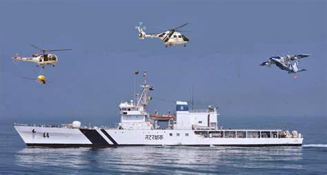 indian coast guard recruitment Advertisement in bengali