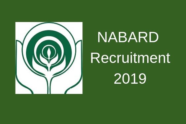 nabard bank recruitment 2019 in bengali
