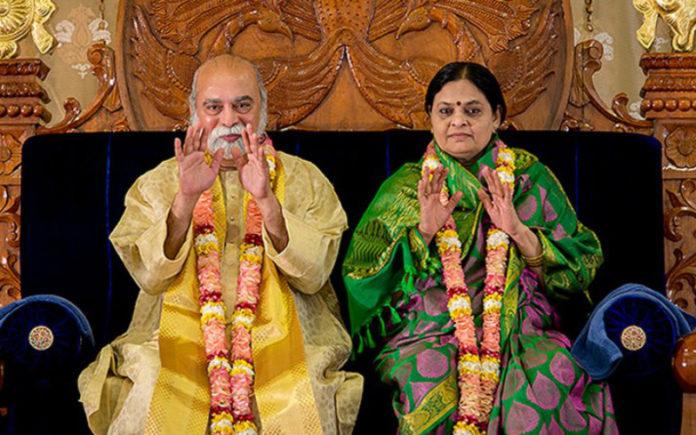 spiritual guru kalki bhagwan income tax raid 500 crore money