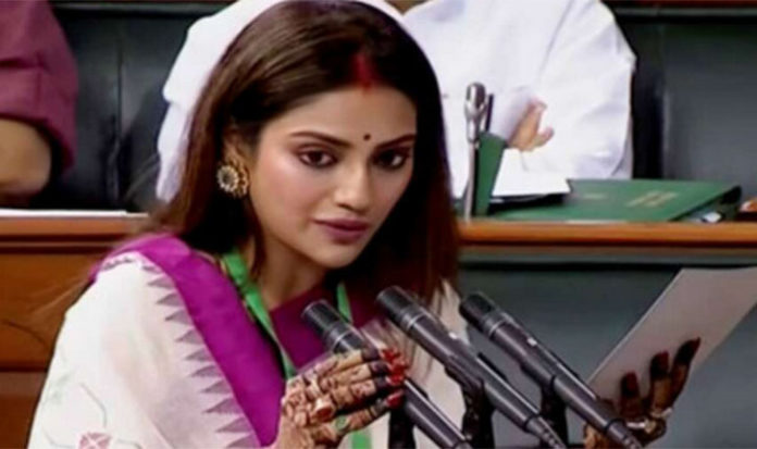 MP nusrat jahan condition improved discharged from hospital