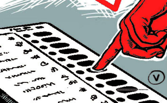 75.34 per cent polling in by election in bengali