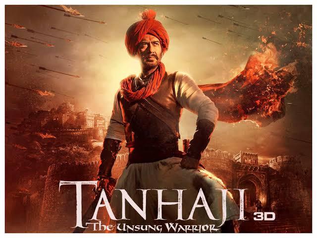 Ajay Devgn's 100th film tanaji marathas surgical strikes on Mughals