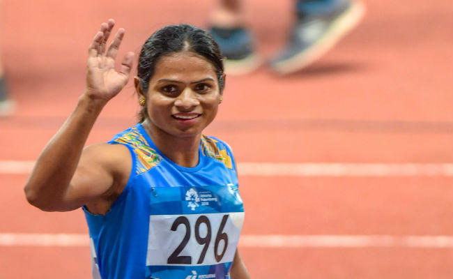 Dutee Chand joins Time 100 Next list in bengali