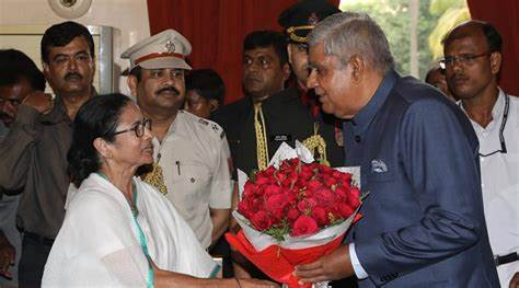 Governor Dhankad says I have no fight with Mamata government