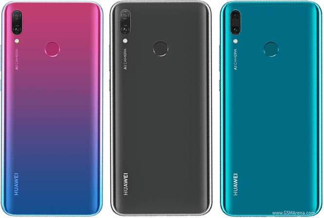 Huawei Y9 mobile special features in bengali