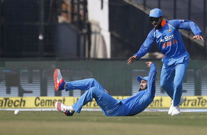 Indian team can be changed in second t20 match