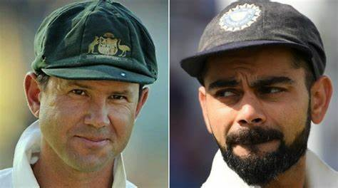 Kohli equals Ponting's records as a captain in bengali