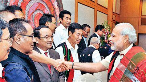 Naga peace agreement done with PM Modi
