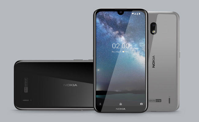 Nokia's smartphone is cheaper in bengali