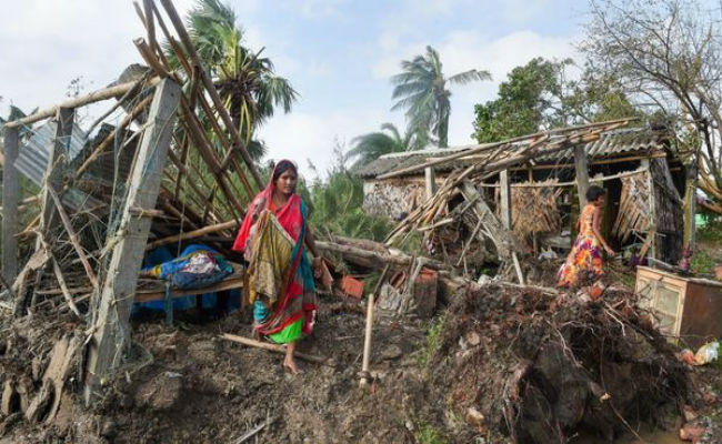 Rs 50,000 crore damage from Bulbul cyclone in west bengal