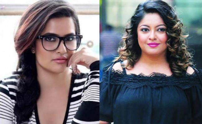 Tanushree Dutta thanks Sona Mahapatra Me too not over yet