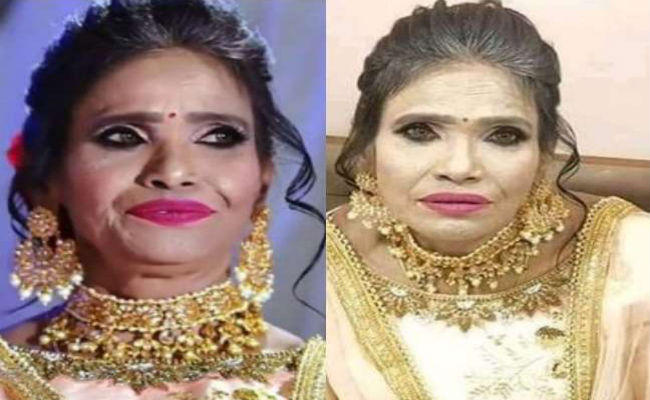 The truth about Ranu Mandal's makeup picture