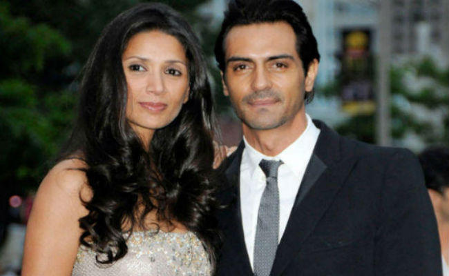 arjun rampal and mehr jesia granted divorce by the family court