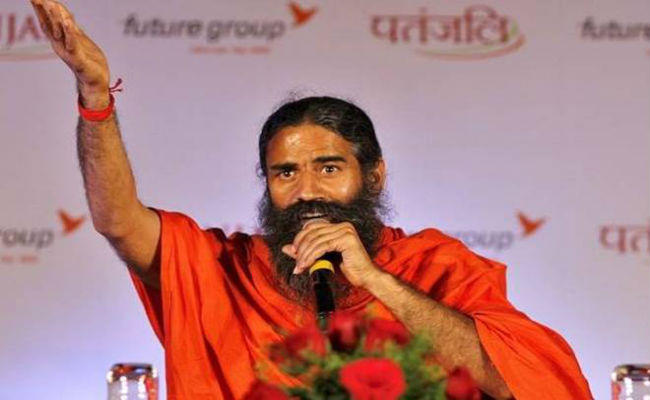 baba ramdev patanjali record earned in the first half