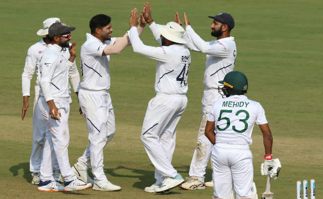 india vs bangladesh first test match win by india in bengali