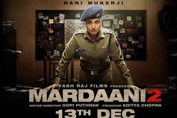Rani mukerji mardaani 2 Official trailer release