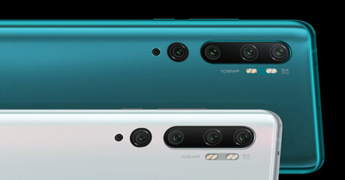 mi note 10 and mi note 10 pro launched with 108mp Camera