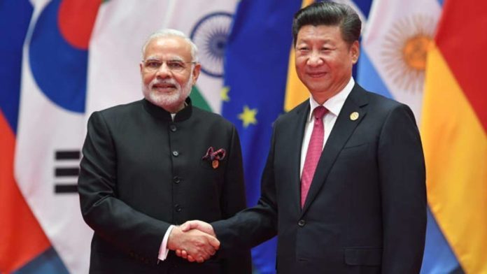 pm modi xi jinping met in brazil talks on trade and investment