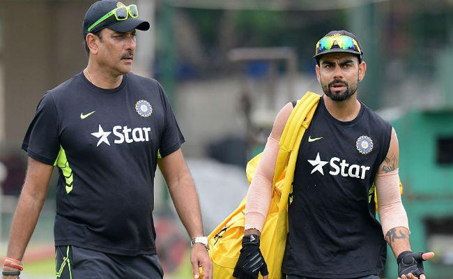 ravi shastri criticism virat kohli answers indian cricket team