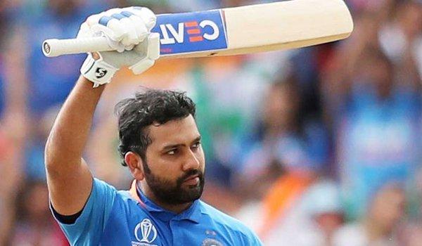 India vs bangladesh rohit sharma breaks mahendra singh dhoni and virat kohli record