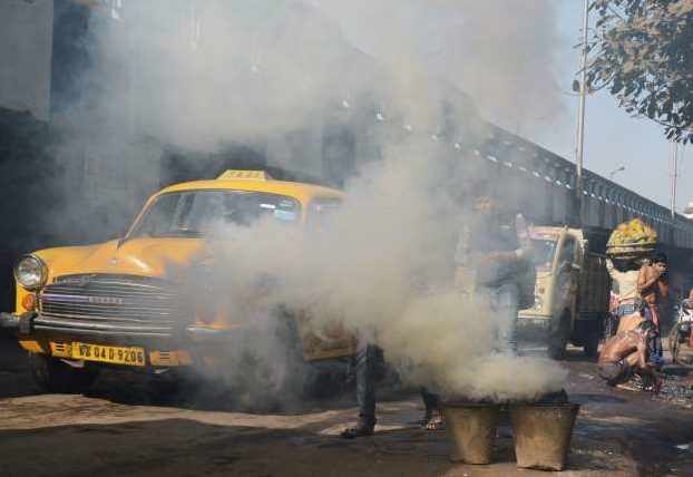 wbpcb plan to curb pollution in west-bengal in bengali