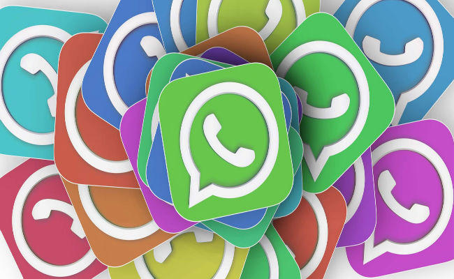 whatsapp new delete message and dark mode feature