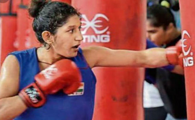 Boxer Neeraj fails in dope test and suspended